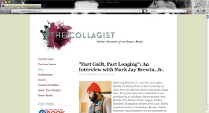 The Collagist Interview