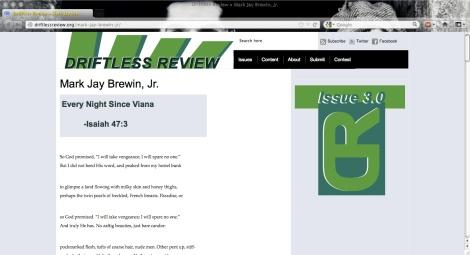 Driftless Review